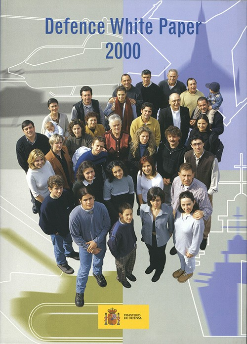 DEFENCE WHITE PAPER 2000