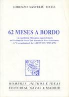 SESENTA Y DOS MESES A BORDO