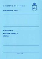 ESTADÍSTICA DE ASUNTOS ECONÓMICOS 1993