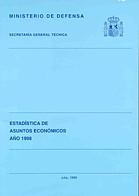 ESTADÍSTICA DE ASUNTOS ECONÓMICOS 1998