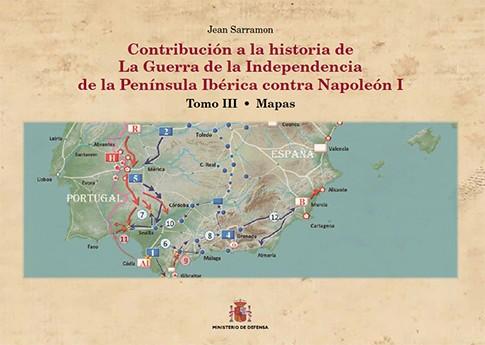 CONTRIBUCIÓN A LA HISTORIA DE LA GUERRA DE LA INDEPENDENCIA DE LA PENÍNSULA IBÉRICA CONTRA NAPOLEÓN I. TOMO III. QUINTA FASE: EL DECLIVE. TERCERA PARTE: TARIFA.