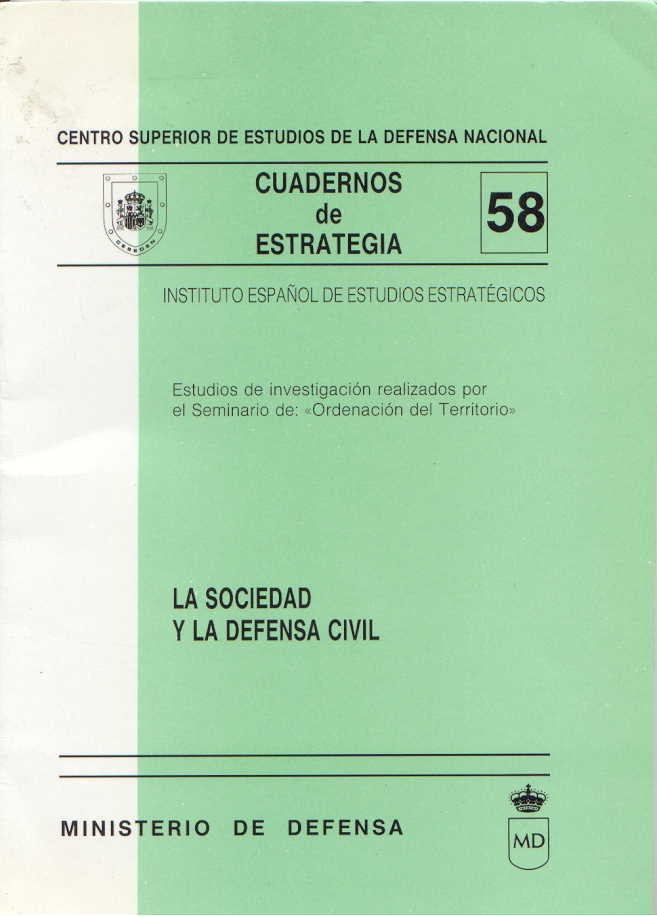 SOCIEDAD Y LA DEFENSA CIVIL
