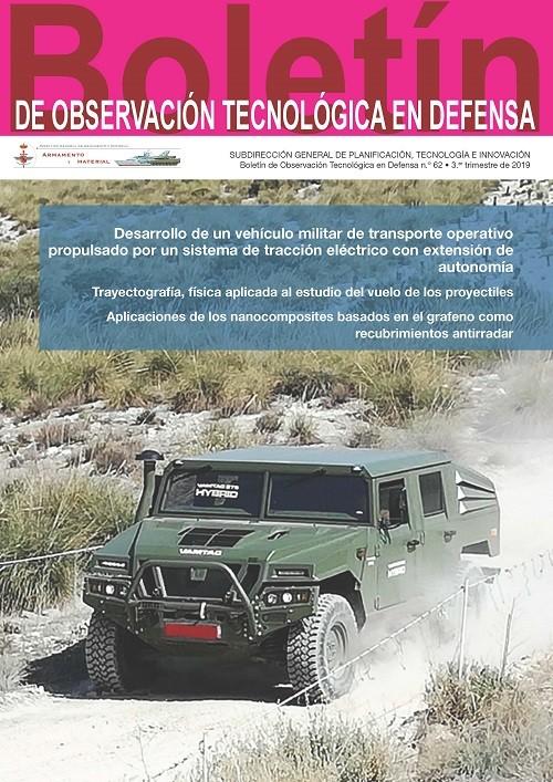 Boletín de Observación Tecnológica en Defensa