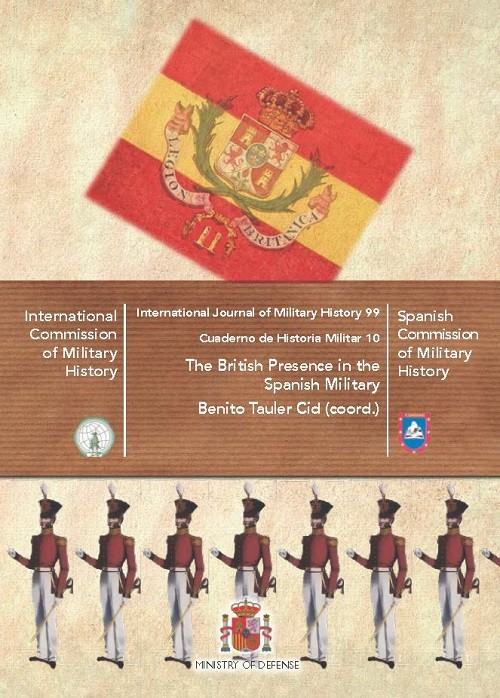 The British Presence in the Spanish Military