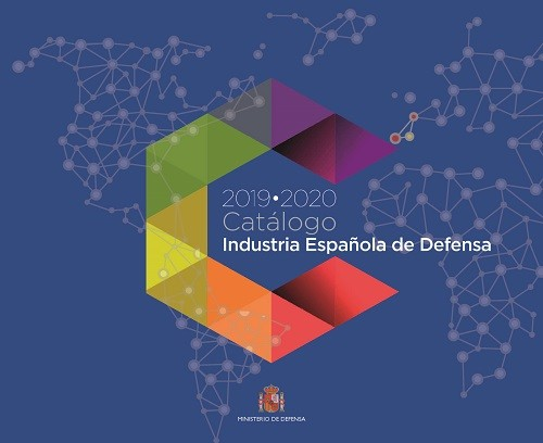CATÁLOGO INDUSTRIA ESPAÑOLA DE DEFENSA 2019-2020