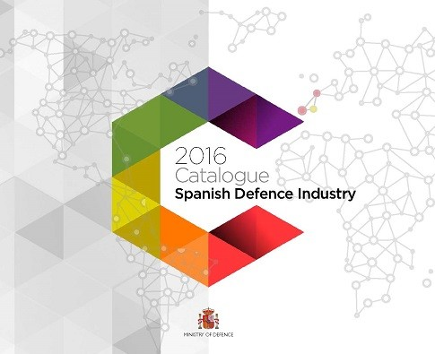 CATALOGUE SPANISH DEFENCE INDUSTRY 2016