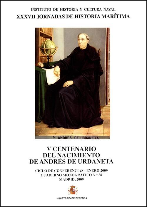 V centenario del nacimiento de Andrés de Urdaneta