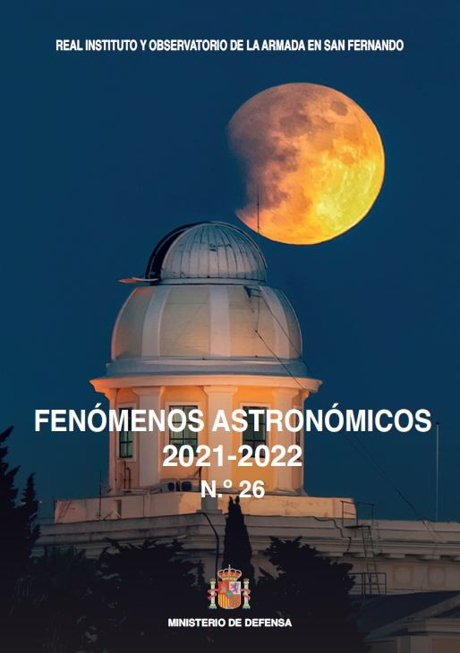 Fenómenos Astronómicos 2021-2022