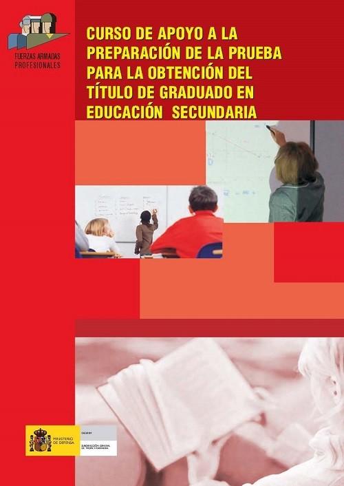 CURSO DE APOYO A LA PREPARACIÓN DE LA PRUEBA PARA LA OBTENCIÓN DEL TÍTULO DE GRADUADO EN EDUCACIÓN SECUNDARIA 2011/2012