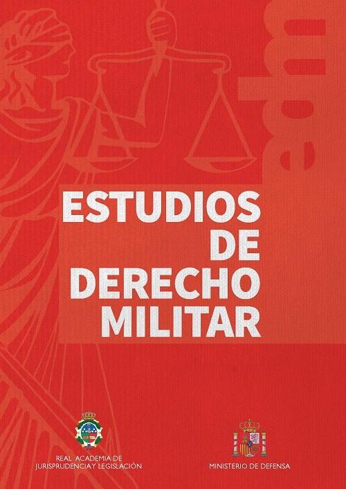 ESTUDIOS DE DERECHO MILITAR Nº 1