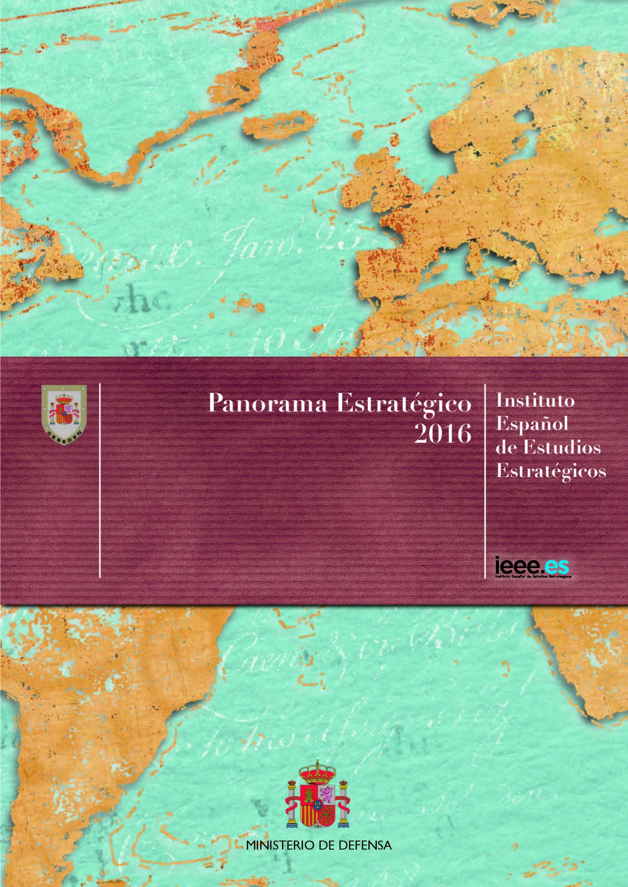 PANORAMA ESTRATÉGICO 2016
