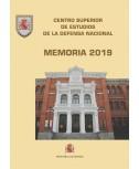 Memoria 2019. Centro Superior de Estudios de la Defensa Nacional