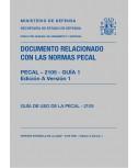 GUÍA DE USO DE LA PECAL - 2105 EDICIÓN A VERSIÓN 1