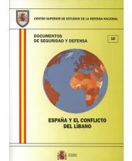 ESPAÑA Y EL CONFLICTO DEL L͍BANO