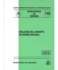 EVOLUCIÓN DEL CONCEPTO DE INTERÉS NACIONAL