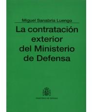 LA CONTRATACIÓN EXTERIOR DEL MINISTERIO DE DEFENSA