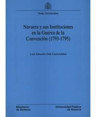 NAVARRA Y SUS INSTITUCIONES EN LA GUERRA DE LA CONVENCIÓN (1793-1795)