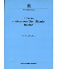 PROCESO CONTENCIOSO-DISCIPLINARIO MILITAR