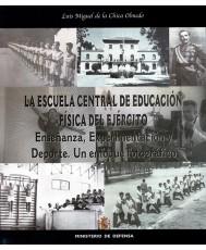 ESCUELA CENTRAL DE EDUCACIÓN FÍSICA DEL EJÉRCITO: ENSEÑANZA, EXPERIMENTACIÓN Y DEPORTE. UN ENFOQUE FOTOGRÁFICO