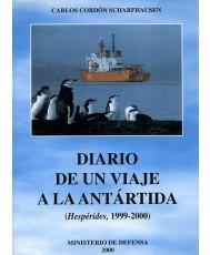 DIARIO DE UN VIAJE A LA ANTÁRTIDA (Hespérides, 1999-2000)