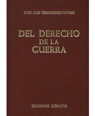 DEL DERECHO DE LA GUERRA