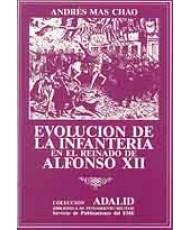 LA EVOLUCIÓN DE LA INFANTERÍA EN EL REINADO DE ALFONSO XII