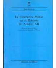ENSEÑANZA MILITAR EN EL REINADO DE ALFONSO XII, LA