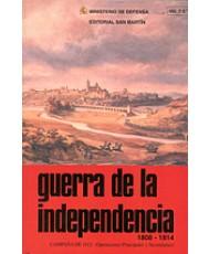 GUERRA DE LA INDEPENDENCIA (1808-1814). CAMPAÑA DE 1812 (OPERACIONES PRINCIPALES Y SECUNDARIAS)