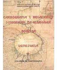 CARTOGRAFÍA Y RELACIONES HISTÓRICAS DE ULTRAMAR. VENEZUELA