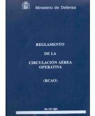 REGLAMENTO DE LA CIRCULACIÓN AÉREA OPERATIVA