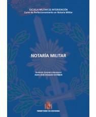 NOTARÍA MILITAR