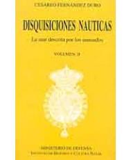 DISQUISICIONES NÁUTICAS. Volumen II (LA MAR DESCRITA POR LOS MAREADOS)