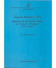 GIOVAN BATTISTA CALVI: INGENIERO DE LAS FORTIFICACIONES DE CARLOS V Y FELIPE II (1552-1565)