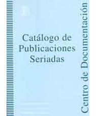CATÁLOGO DE PUBLICACIONES SERIADAS