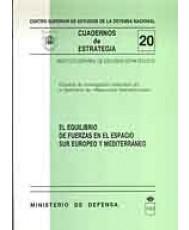 EQUILIBRIO DE FUERZAS EN EL ESPACIO SUR EUROPEO Y MEDITERRÁNEO