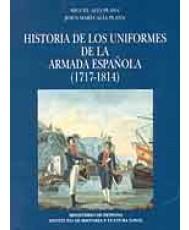 HISTORIA DE LOS UNIFORMES DE LA ARMADA ESPAÑOLA (1717-1814)