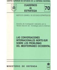 CONVERSACIONES INTERNACIONALES NORTE-SUR SOBRE LOS PROBLEMAS DEL MEDITERRÁNEO OCCIDENTAL