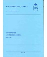 ESTADÍSTICA DE ASUNTOS ECONÓMICOS 1991