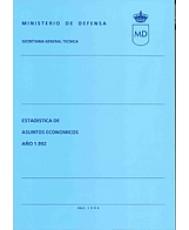 ESTADÍSTICA DE ASUNTOS ECONÓMICOS 1992