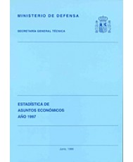 ESTADÍSTICA DE ASUNTOS ECONÓMICOS 1997