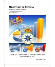PLANESTADEF2009-2012: PROGRAMA ANUAL 2012