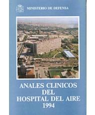 ANALES CLÍNICOS HOSPITAL DEL AIRE 1994