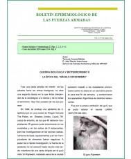 BOLETÍN EPIDEMIOLÓGICO DE LAS FUERZAS ARMADAS VOL. 21 Nº 244 FEBRERO 2014