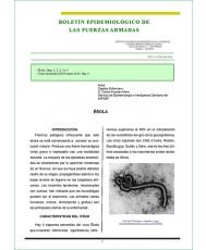 BOLETÍN EPIDEMIOLÓGICO DE LAS FUERZAS ARMADAS VOL. 21 Nº 246 ABRIL 2014