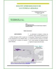 BOLETÍN EPIDEMIOLÓGICO DE LAS FUERZAS ARMADAS VOL. 21 Nº 249 JULIO 2014