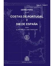 DERROTERO DE LAS COSTAS DE PORTUGAL Y SW DE ESPAÑA Num. 2 Tomo II - 2015
