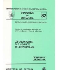 CASCOS AZULES EN EL CONFLICTO DE LA EX YUGOSLAVIA