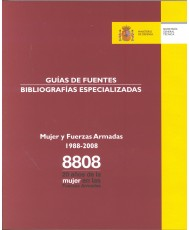 MUJER Y FUERZAS ARMADAS 1988-2008