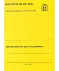 INSTRUCCIÓN PARA EDIFICIOS DE MANDO