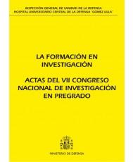 ACTAS DEL VII CONGRESO NACIONAL DE INVESTIGACIÓN EN PREGRADO